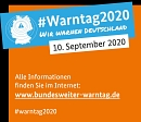 Flyer Warntag 2020